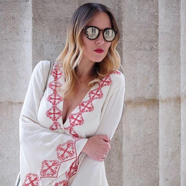 Bohemien Style see all photos on my blog wwwthefruityskycom