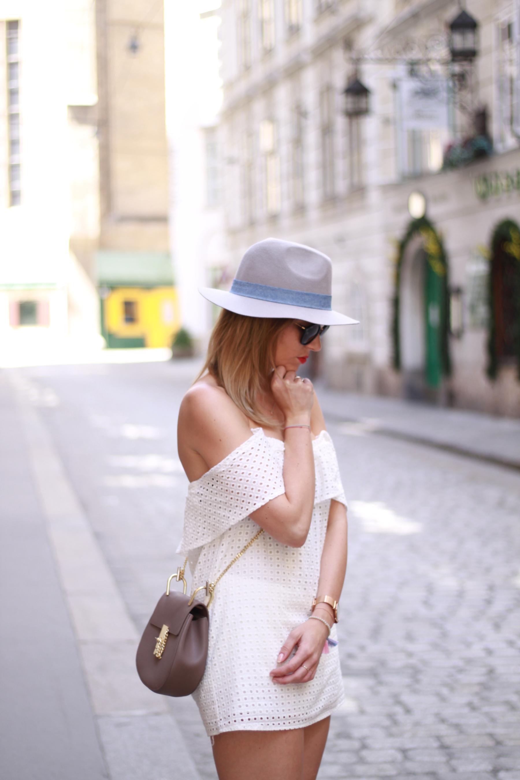 All white Blog your style fruitysky (2)