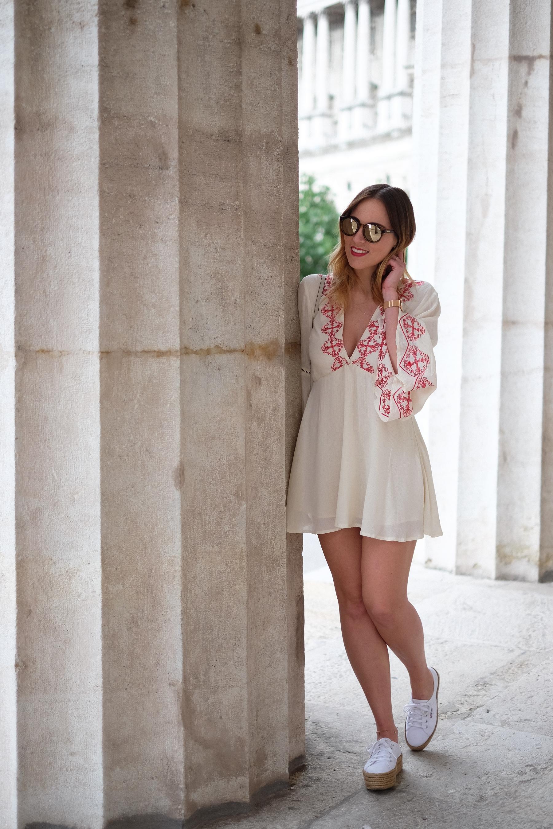 Boho Dress Bohemian Style (2)