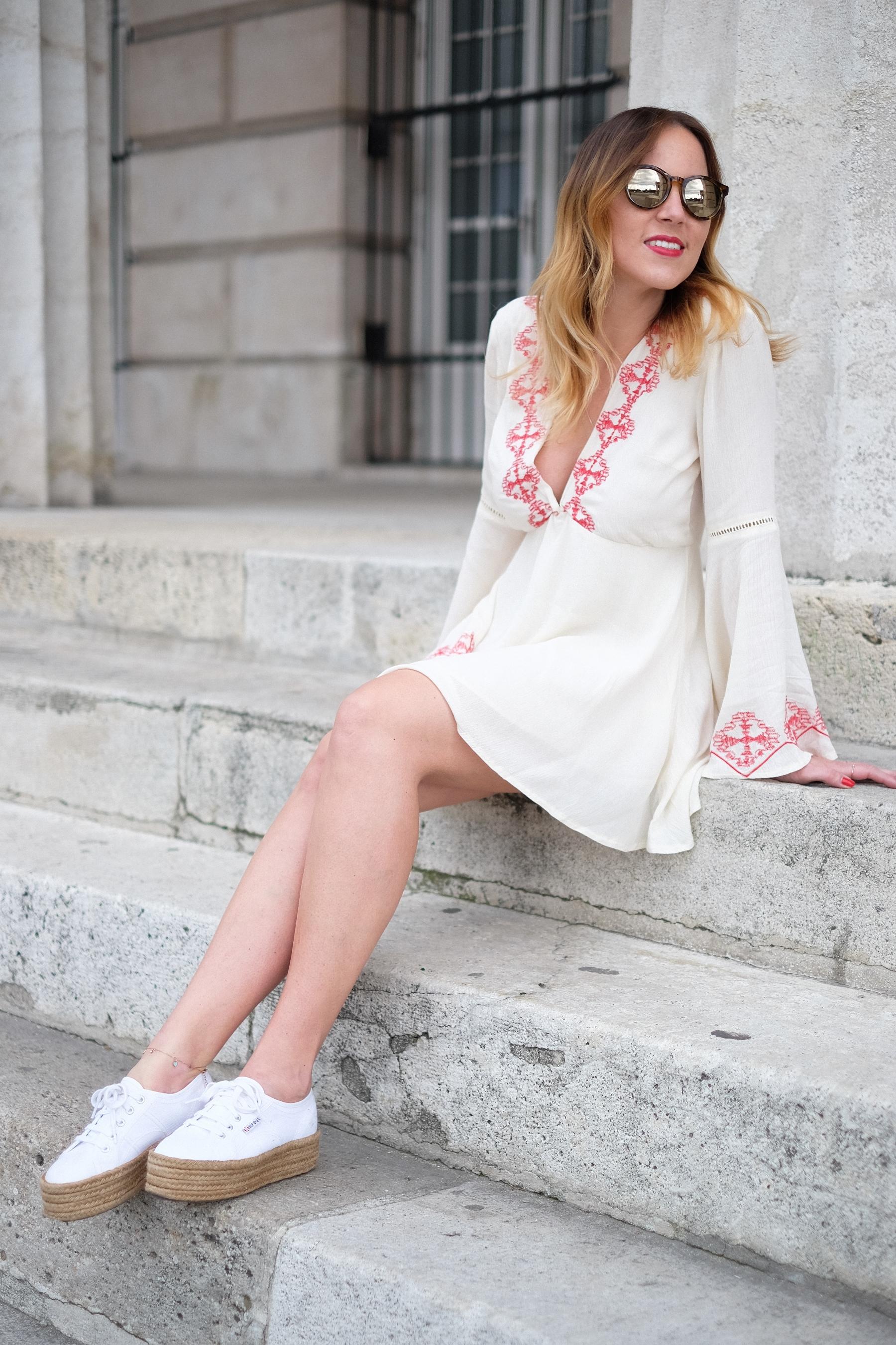Boho Dress Bohemian Style (4)
