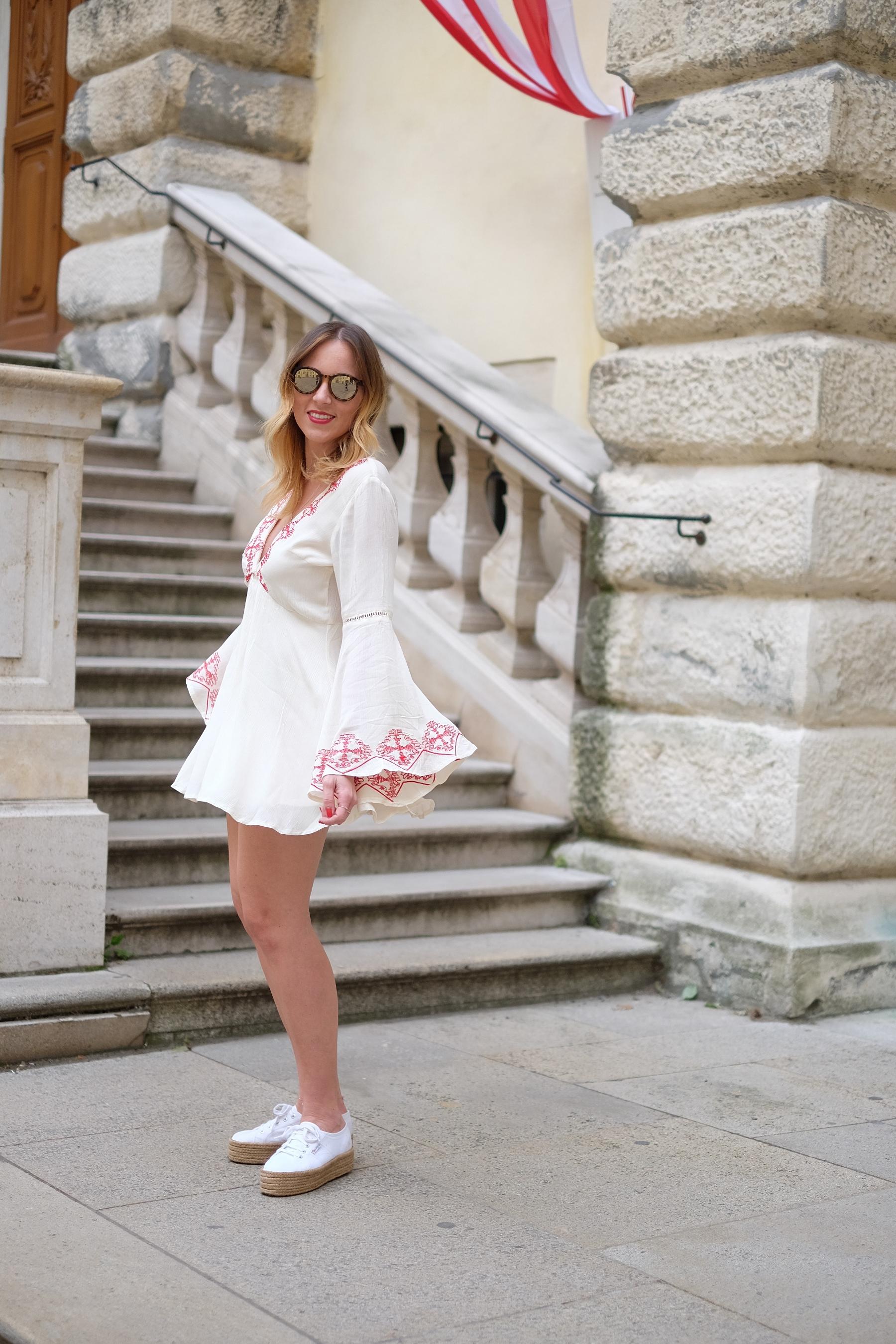 Boho Dress Bohemian Style (7)