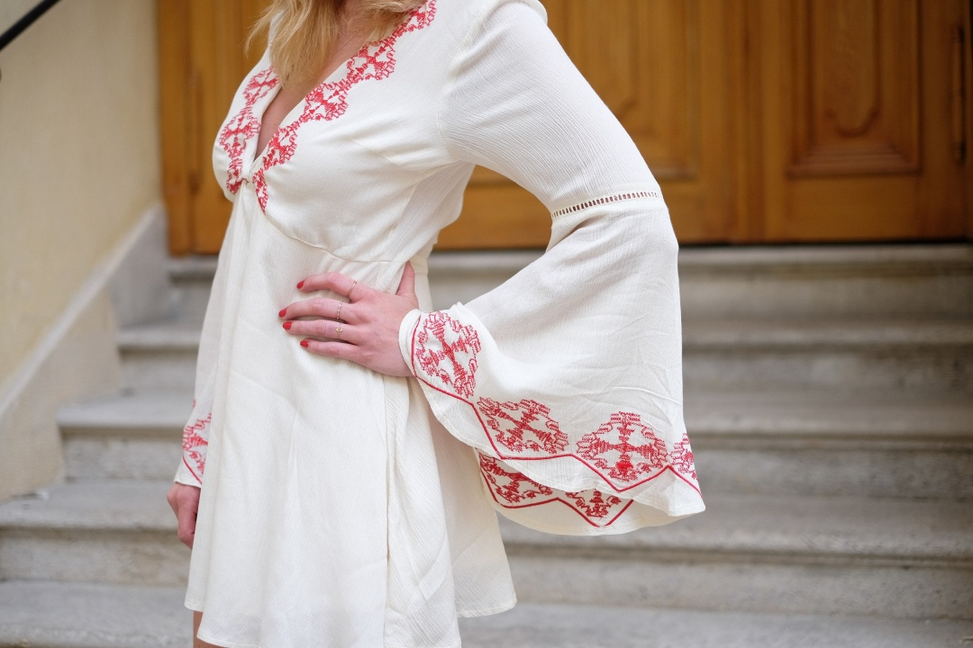 Boho Dress  Bohemian Style (8)