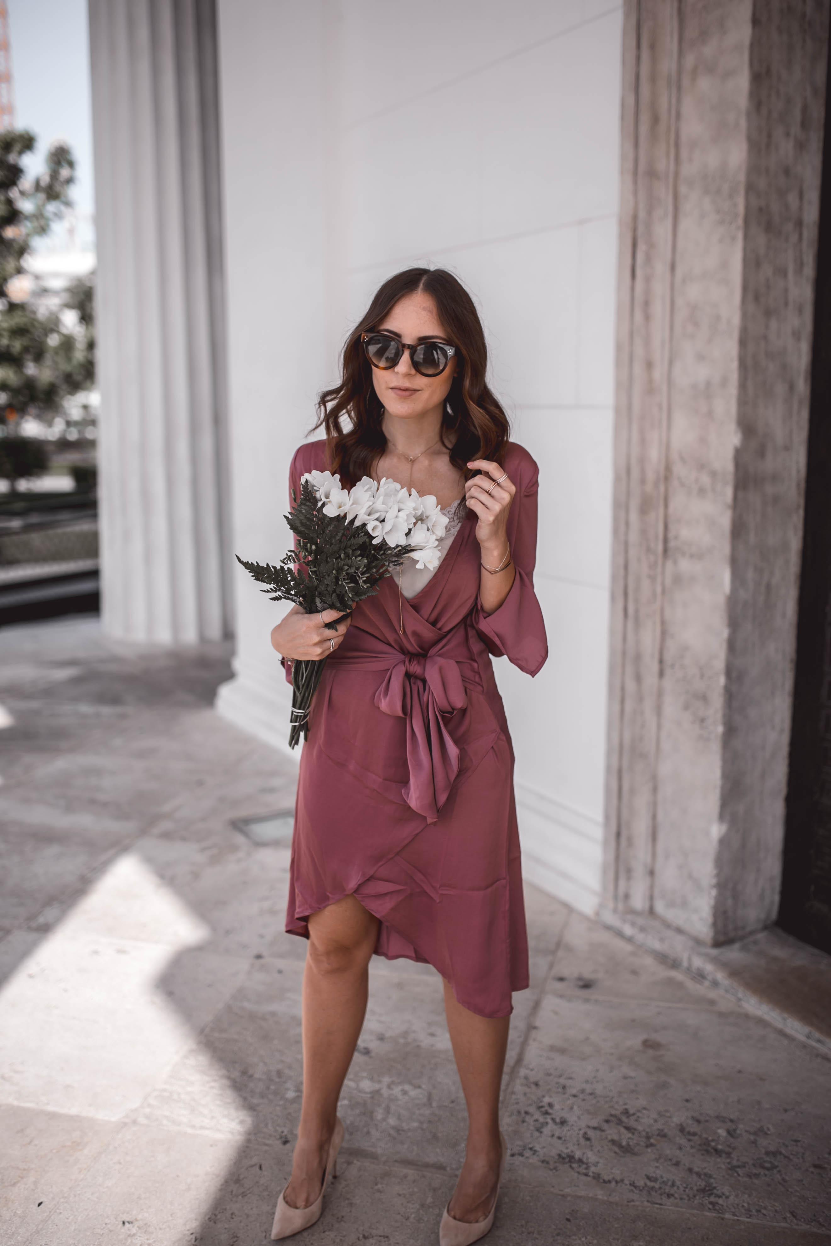 Hochzeit Gast Outfit