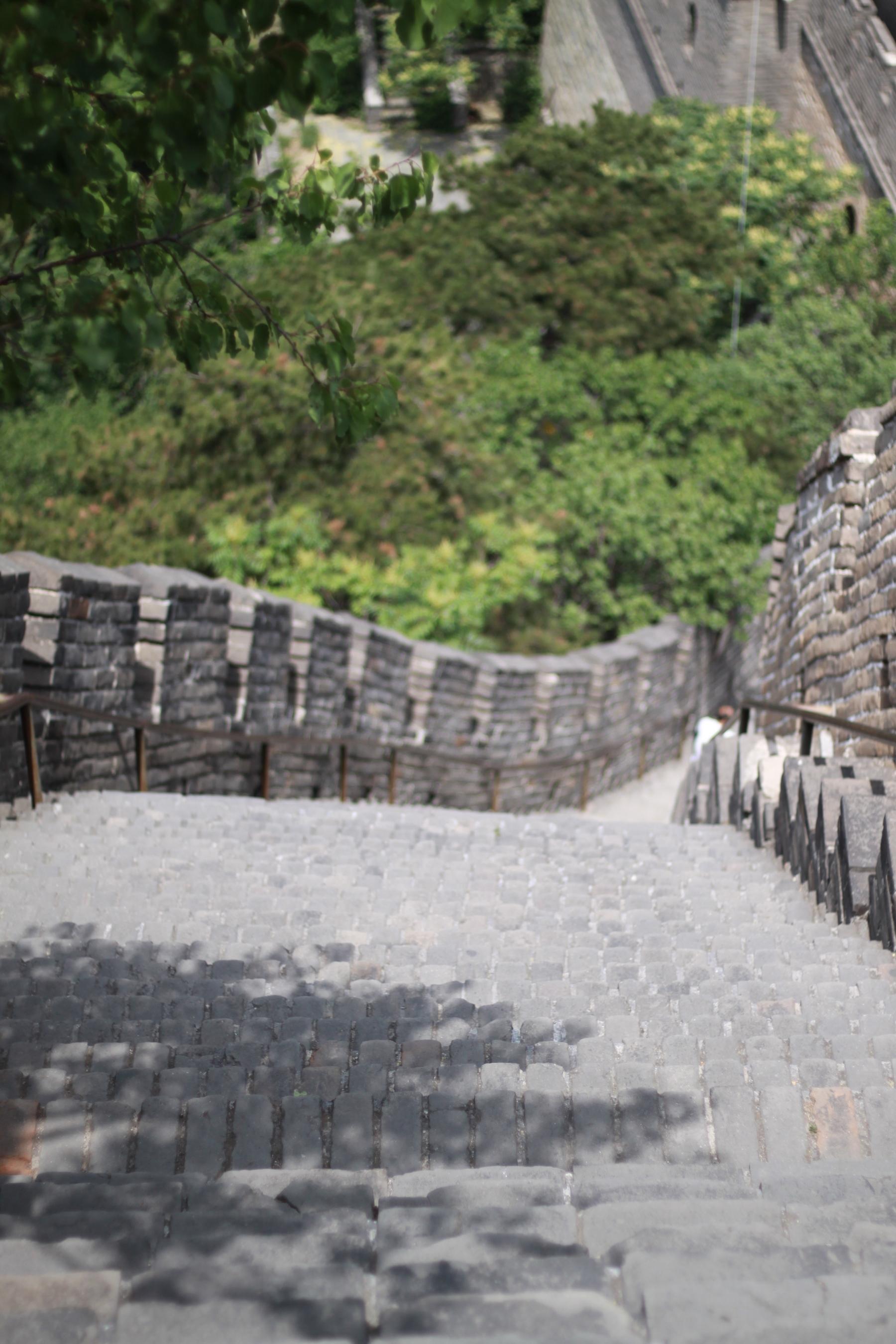 chinesische Mauer Peking, Great Wall Beijing (10)