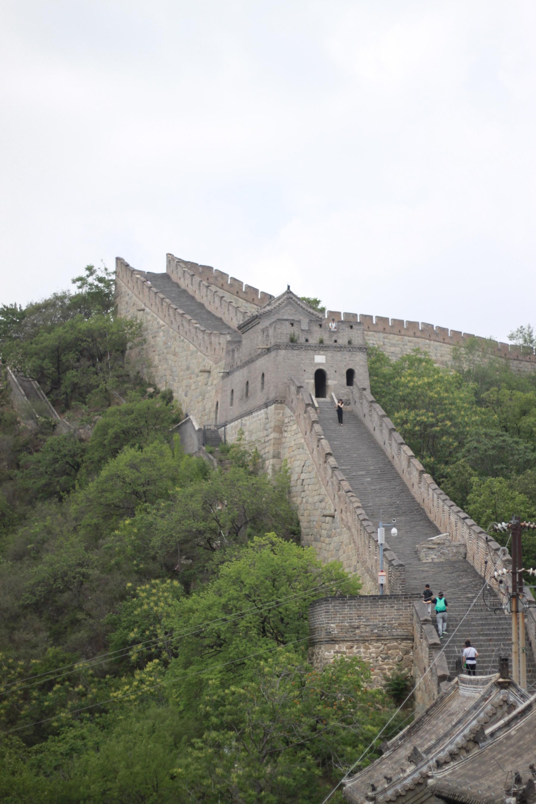 chinesische Mauer Peking, Great Wall Beijing (2)