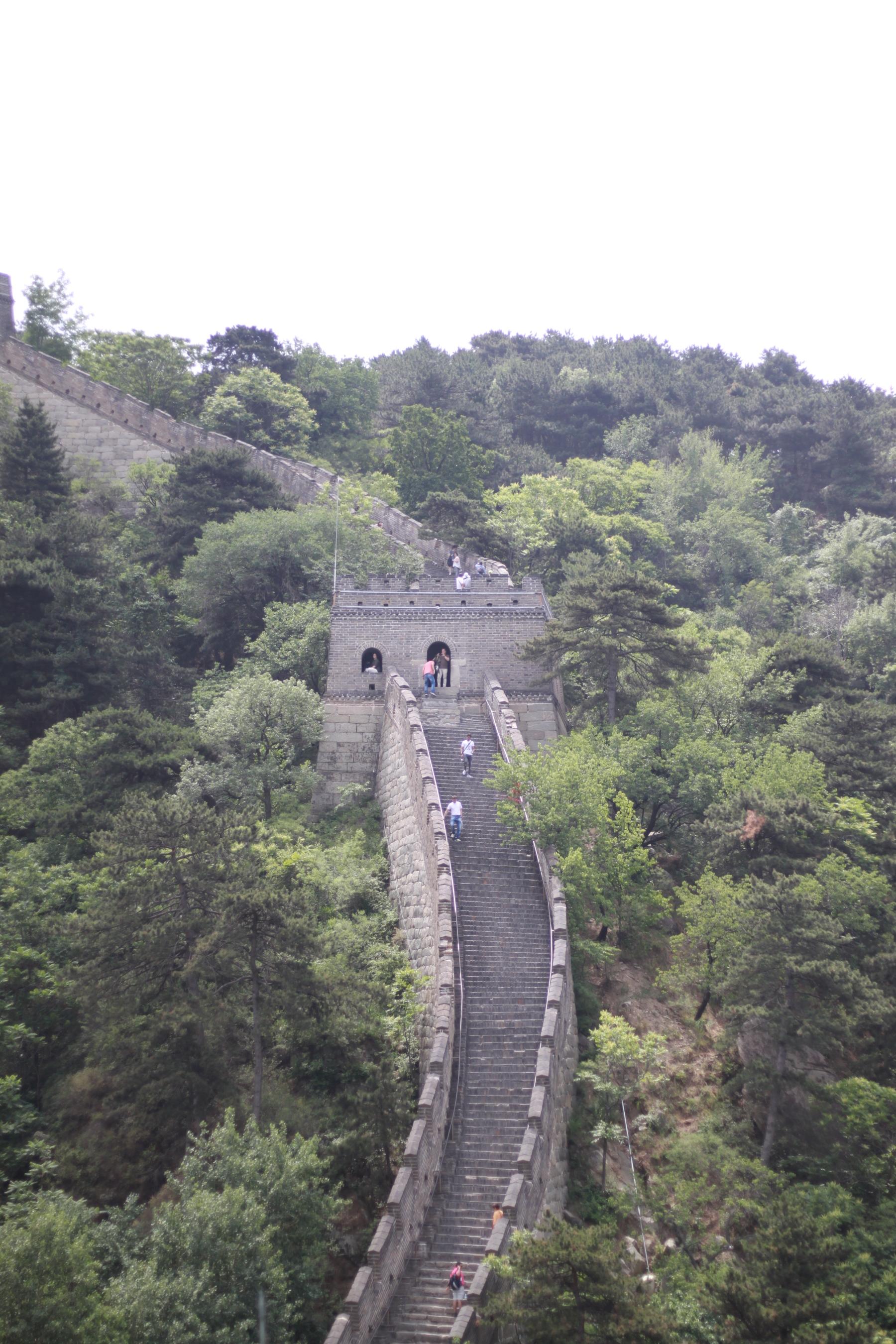 chinesische Mauer Peking, Great Wall Beijing (3)