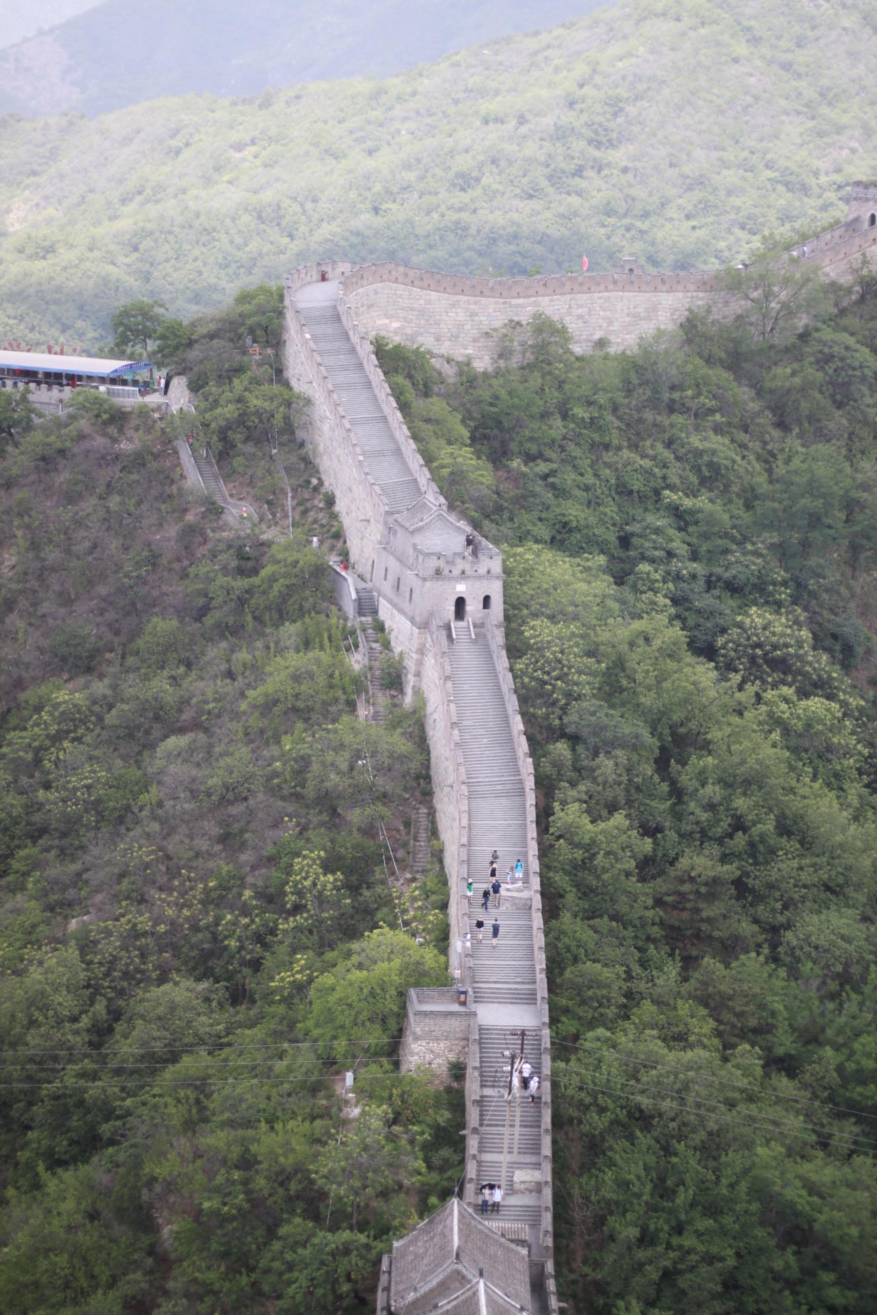 chinesische Mauer Peking, Great Wall Beijing (5)