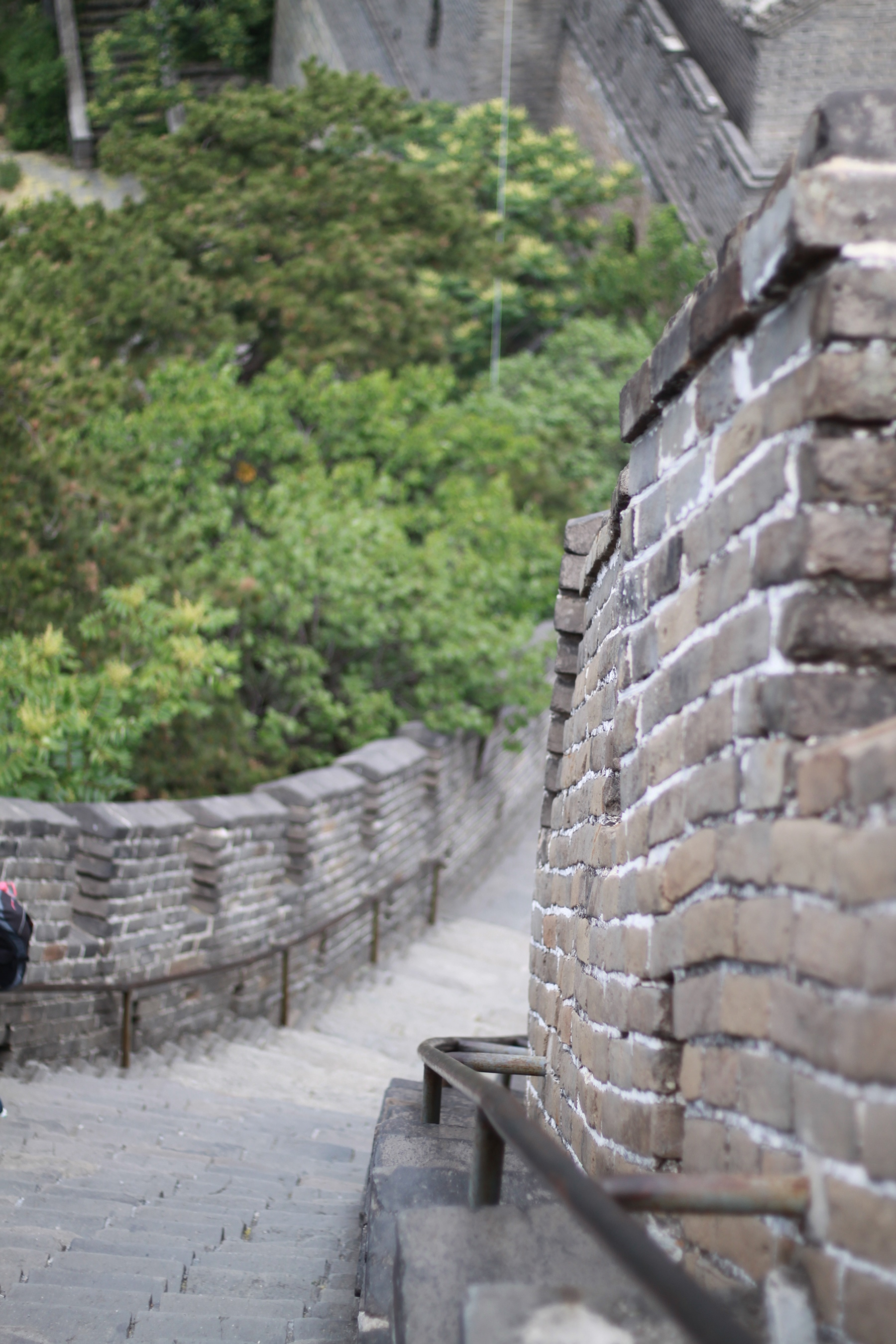 chinesische Mauer Peking, Great Wall Beijing (6)