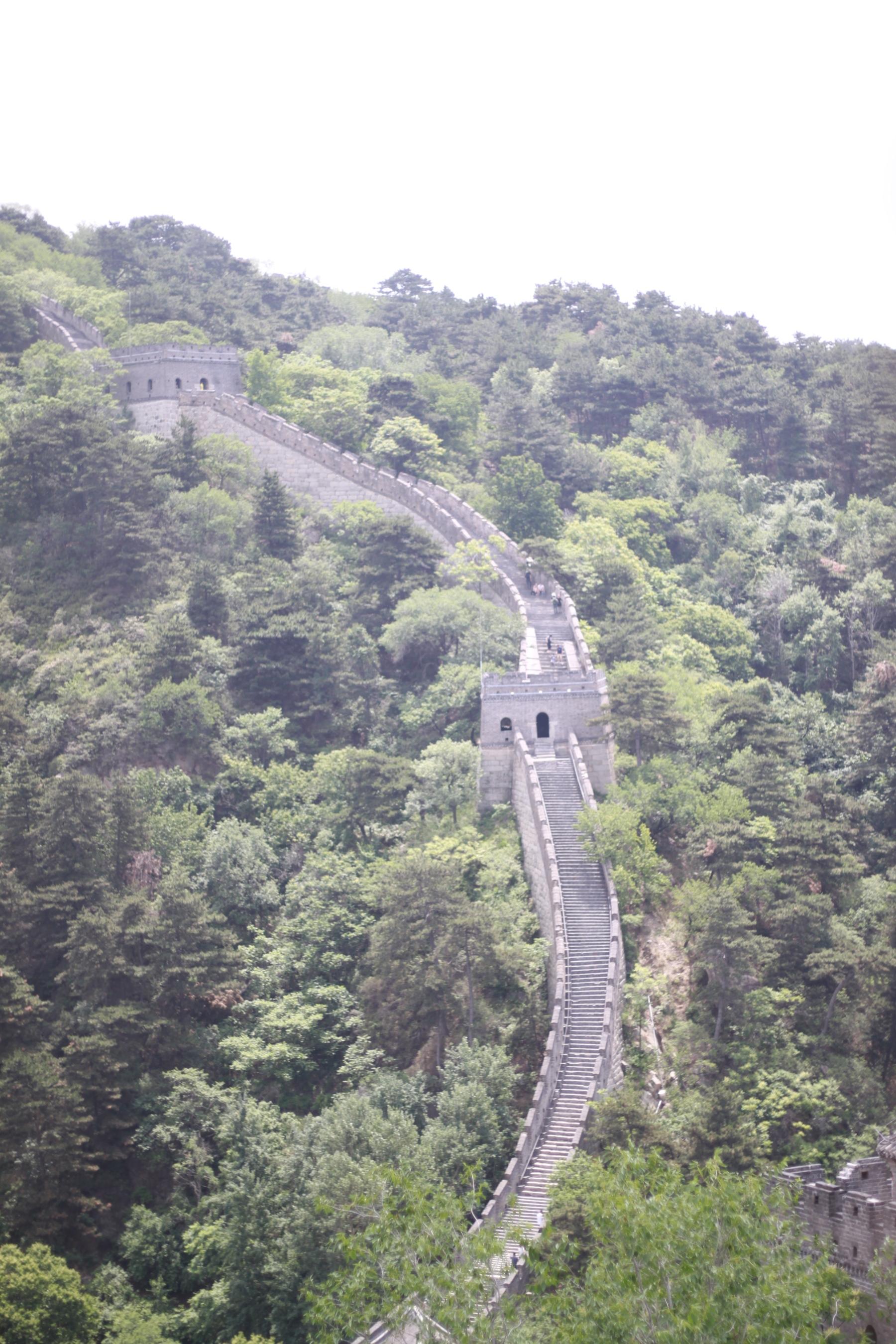chinesische Mauer Peking, Great Wall Beijing (8)